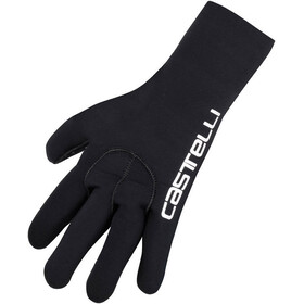 Castelli Diluvio Gloves Men black/castelli text